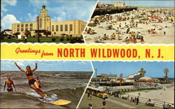 Greetings from North Wildwood, New Jersey