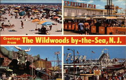 Scenes from The Wildwoods by-the-Sea