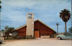 Moore Air Base - Chapel Postcard