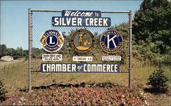 Welcome to Silver Creek Postcard