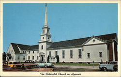 The Federated Church in Hyannis Postcard