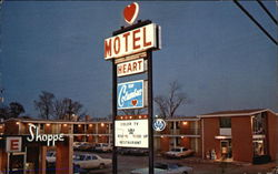 Heart of Columbus Motel