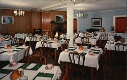 Dining Room at The Cliff House