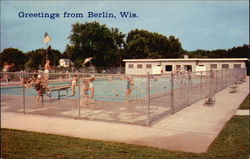Greetings from Berlin, Wisconsin