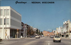 Greetings from Neenah, Wisconsin