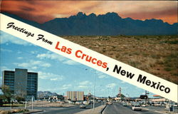 Greetings from Las Cruces
