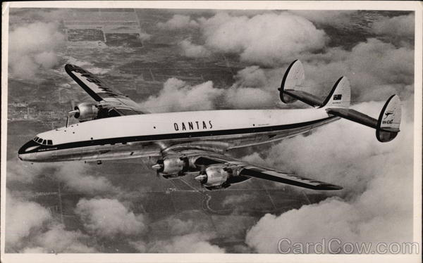 Super Constellation Aircraft