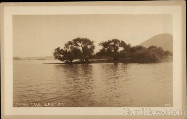 Clear Lake, Lake County Clearlake California