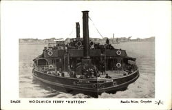 "Woolwich Ferry ""Hutton"""