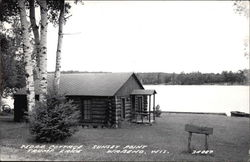 Cedar Cottage, Sunset Point, Trump Lake