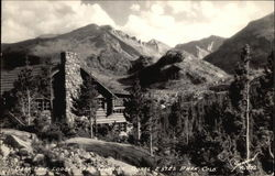 Bear Lake Lodge and Glacier Gorge