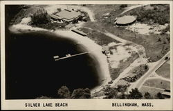 View of Silver Lake Beach