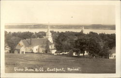 View from Hill, Eastport