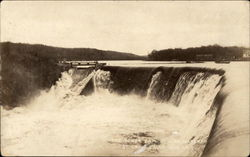 The Power Dam at High Water