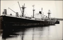 "French S. .S. ""Rouen"""