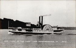 "Steamer ""Lady of the Lake"""