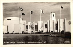 Foreign Exhibit Building - Lagoon of Nations