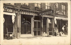 The E. Windsor Hotel