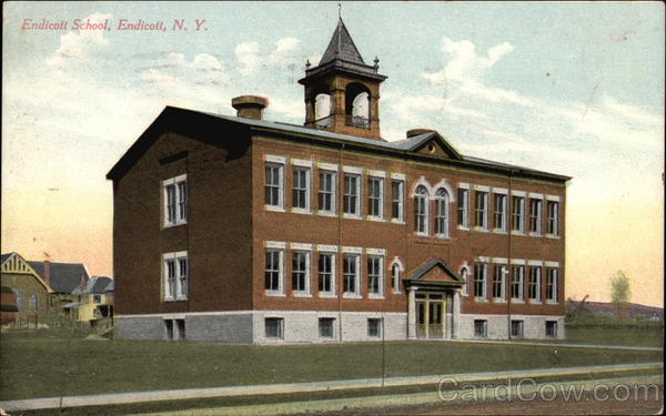 Endicott School New York