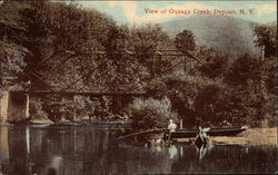 View of Oquaga Creek