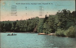 North West Cove, Oquaga Lake