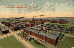 Tanneries and Factories, Endicott, Johnson & Co