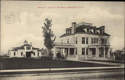 George F. Johnson's Residence