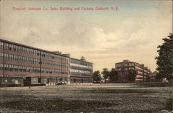 Endicott Johnson Co. Sales Building and Factory