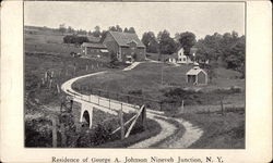 Residence of George A. Johnson