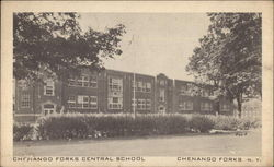 View of Central School