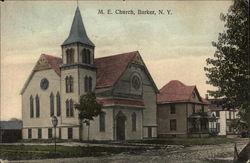 View of M.E. Church