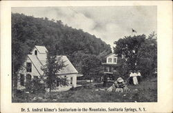 Dr. S. Andral Kilmer's Sanitarium-in-the-Mountains