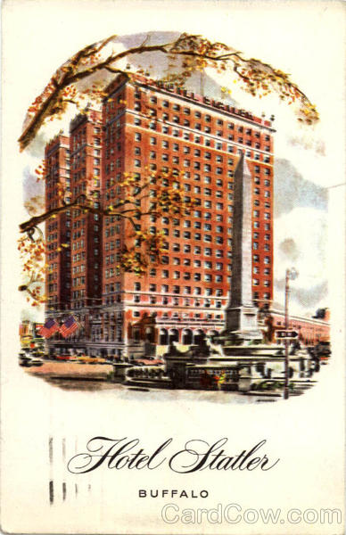 Hotel Statler Buffalo New York