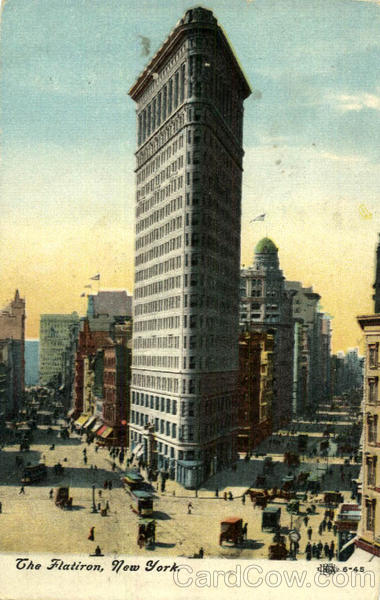 The Flatiron New York City