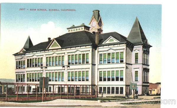 High School Eureka California