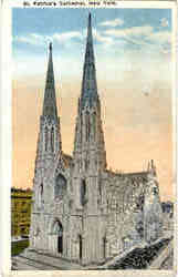 St, Patrick's Cathedral