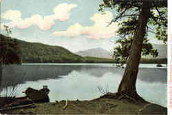 Adirondack Mountains Amnersand Pond