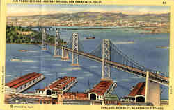 San Francisco Oakland Bay Bridge