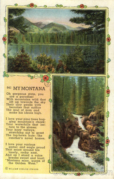 My Montana Poems
