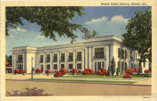 Mobile Public Library Alabama