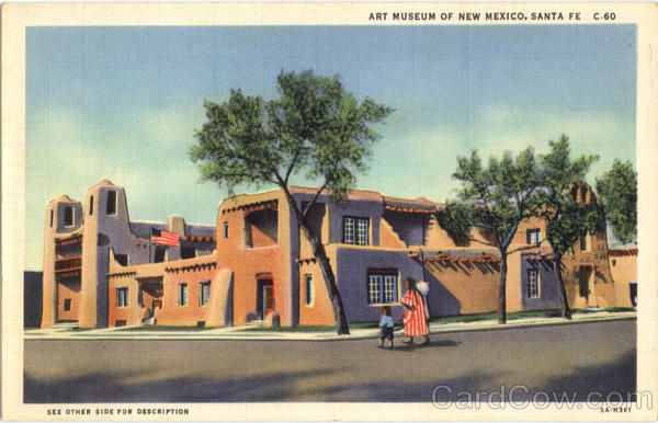 Art Museum Of New Mexico Santa Fe