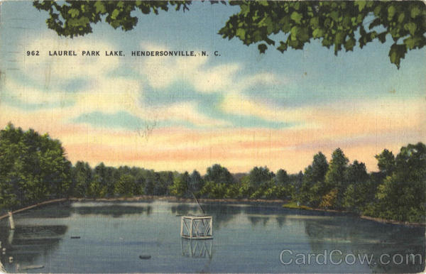 Laural Park Lake Hendersonville North Carolina