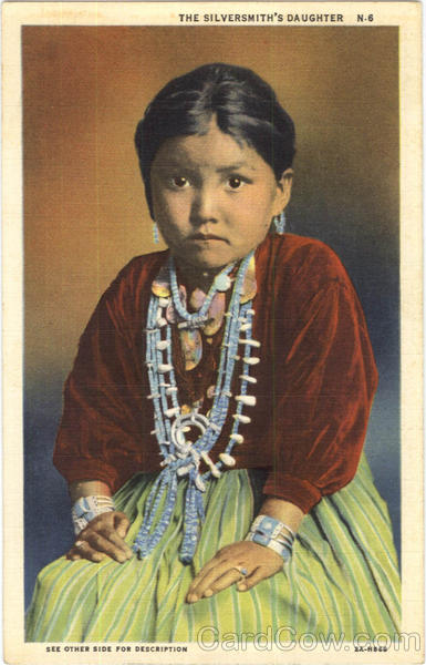 The Silversmith's Daughter Native Americana