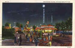 Enchanted Island 1933 Chicago World's Fair