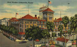 Hotel Windsor Postcard
