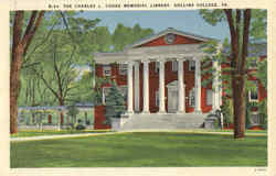The Charles L. Cooke Memorial Library