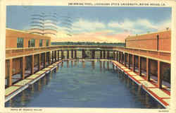 Swimming Pool, Louisiana State University