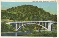 Swan Creek Bridge, Shadow Rock