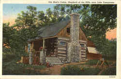 Old Matt's Cabin