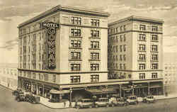 Hotel Gowman, 2nd Ave, at Stewart